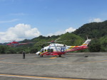 kamonhasiさんが、静岡ヘリポートで撮影した鳥取県消防防災航空隊 AW139の航空フォト(写真)