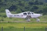 JA882Aさんが、能登空港で撮影した航空大学校 SR22の航空フォト(写真)