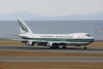 yabyanさんが、中部国際空港で撮影したエバーグリーン航空 747-212B(SF)の航空フォト(写真)