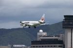 伊丹空港 - Osaka International Airport [ITM/RJOO]で撮影されたジェイ・エア - J-AIR [JLJ]の航空機写真
