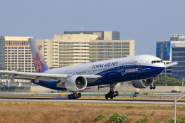 LAX Spotterさんが、ロサンゼルス国際空港で撮影したチャイナエアライン 777-309/ERの航空フォト(写真)