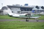 kumagorouさんが、仙台空港で撮影した共立航空撮影 208 Caravan Iの航空フォト(写真)
