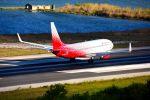 コルフ・イオアニス・カポディストリアス空港 - Corfu International Airport, Ioannis Kapodistrias [CFU/LGKR]で撮影されたロシア航空 - Rossiya [FV/SDM]の航空機写真