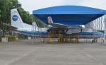 IL-18さんが、広州白雲国際空港で撮影した中国北方航空 Y-7-100C1の航空フォト(写真)