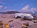 まさ773さんが、香港国際空港で撮影したキャセイパシフィック航空 A350-941XWBの航空フォト(写真)