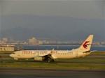 まさ773さんが、関西国際空港で撮影した中国東方航空 737-89Pの航空フォト(写真)