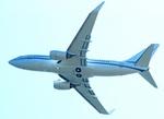 omi3さんが、関西国際空港で撮影したニューズ・コーポレーション・アメリカ 737-7AV BBJの航空フォト(写真)