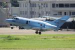 yabyanさんが、中部国際空港で撮影した航空自衛隊 U-125A (BAe-125-800SM)の航空フォト(飛行機 写真・画像)