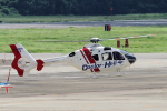 yabyanさんが、名古屋飛行場で撮影した学校法人ヒラタ学園 航空事業本部 EC135P2+の航空フォト(飛行機 写真・画像)