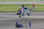 yabyanさんが、名古屋飛行場で撮影した中日本航空 AS332L1 Super Pumaの航空フォト(写真)