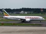 51ANさんが、成田国際空港で撮影したエチオピア航空 787-8 Dreamlinerの航空フォト(写真)