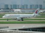 NIKEさんが、天津浜海国際空港で撮影した中国東方航空 A320-232の航空フォト(写真)