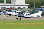 yabyanさんが、名古屋飛行場で撮影した共立航空撮影 208B Grand Caravanの航空フォト(写真)