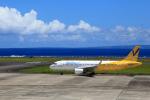 奄美空港 - Amami Airport [ASJ/RJKA]で撮影されたバニラエア - Vanilla Air [JW/VNL]の航空機写真