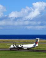 奄美空港 - Amami Airport [ASJ/RJKA]で撮影された日本エアコミューター - Japan Air Commuter [JC/JAC]の航空機写真