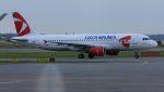 C.Hiranoさんが、ヘルシンキ空港で撮影したチェコ航空 A320-214の航空フォト(写真)