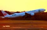 Tomo_ritoguriさんが、成田国際空港で撮影した日本航空 777-346/ERの航空フォト(写真)