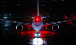 KENTARO (LOCAL)さんが、羽田空港で撮影した日本航空 787-8 Dreamlinerの航空フォト(写真)