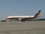 ザキヤマさんが、熊本空港で撮影した日本エアシステム A300B4-622Rの航空フォト(写真)