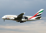 voyagerさんが、フランクフルト国際空港で撮影したエミレーツ航空 A380-861の航空フォト(飛行機 写真・画像)