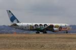 やつはしさんが、仙台空港で撮影した全日空 767-381の航空フォト(写真)