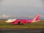 まさ773さんが、関西国際空港で撮影したピーチ A320-214の航空フォト(写真)
