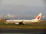 まさ773さんが、関西国際空港で撮影した中国国際航空 737-89Lの航空フォト(写真)