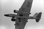 ノビタ君さんが、横田基地で撮影したアメリカ空軍 RB-57F Canberraの航空フォト(写真)