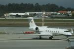 とらとらさんが、フランシスコ・サ・カルネイロ空港で撮影した南山公務 G500/G550 (G-V)の航空フォト(飛行機 写真・画像)