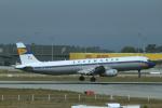 とらとらさんが、フランシスコ・サ・カルネイロ空港で撮影したルフトハンザドイツ航空 A321-231の航空フォト(飛行機 写真・画像)