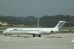 とらとらさんが、フランシスコ・サ・カルネイロ空港で撮影したALKエアラインズ MD-82 (DC-9-82)の航空フォト(写真)