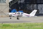 yabyanさんが、名古屋飛行場で撮影した日本法人所有 TB-21 Trinidad TCの航空フォト(写真)
