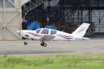 yabyanさんが、名古屋飛行場で撮影した日本法人所有 TB-21 Trinidad TCの航空フォト(飛行機 写真・画像)