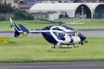 yabyanさんが、名古屋飛行場で撮影した徳島県消防防災航空隊 BK117C-2の航空フォト(写真)