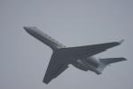 神宮寺ももさんが、関西国際空港で撮影したメキシコ企業所有 G-V-SP Gulfstream G550の航空フォト(写真)