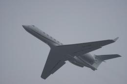 神宮寺ももさんが、関西国際空港で撮影したメキシコ企業所有 G-V-SP Gulfstream G550の航空フォト(飛行機 写真・画像)