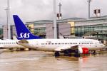 菊池 正人さんが、オスロ国際空港で撮影したスカンジナビア航空 737-783の航空フォト(写真)