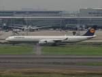 さゆりんごさんが、羽田空港で撮影したルフトハンザドイツ航空 A340-642Xの航空フォト(写真)