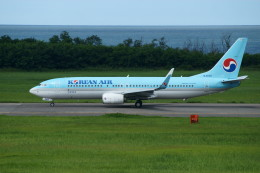 kij niigataさんが、新潟空港で撮影した大韓航空 737-8Q8の航空フォト(写真)