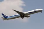A-Chanさんが、成田国際空港で撮影した全日空 777-381/ERの航空フォト(飛行機 写真・画像)