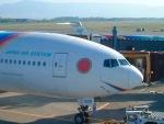 ザキヤマさんが、熊本空港で撮影した日本エアシステム 777-289の航空フォト(写真)