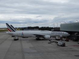 こいのすけさんが、パリ シャルル・ド・ゴール国際空港で撮影したエールフランス航空の航空フォト(飛行機 写真・画像)
