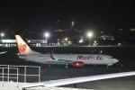 TAOTAOさんが、デンパサール国際空港で撮影したマリンド・エア 737-8GPの航空フォト(写真)