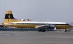 ノビタ君さんが、羽田空港で撮影したモナーク・エアラインズ 175 Britanniaの航空フォト(写真)