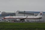 よしポンさんが、成田国際空港で撮影した中国東方航空 A321-231の航空フォト(写真)