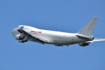 kon chanさんが、嘉手納飛行場で撮影したカリッタ エア 747-146(SF)の航空フォト(写真)