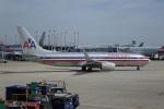 nobu2000さんが、オヘア国際空港で撮影したアメリカン航空 737-823の航空フォト(写真)