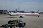 nobu2000さんが、オヘア国際空港で撮影したアメリカン航空 MD-83 (DC-9-83)の航空フォト(写真)