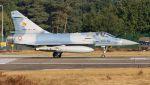 C.Hiranoさんが、クライネ・ブローゲル空軍基地で撮影したフランス空軍 Mirage 2000Cの航空フォト(写真)