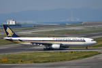 we love kixさんが、関西国際空港で撮影したシンガポール航空 A310-324の航空フォト(写真)